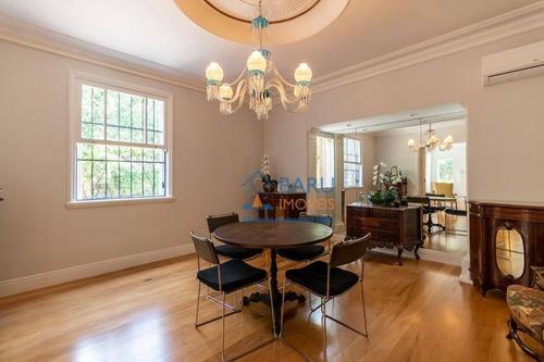 Imagem 1 de 30 de Casa Com 2 Dormitórios Para Alugar, 340 M² Por R$ 26.000,00/mês - Jardim Europa - São Paulo/sp - Ca11206