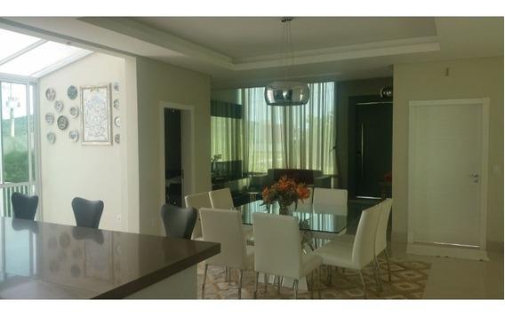 Residência Alto Padrão, Finamente Mobiliado, 426 M² Privativos, 4 Suítes - Ca007