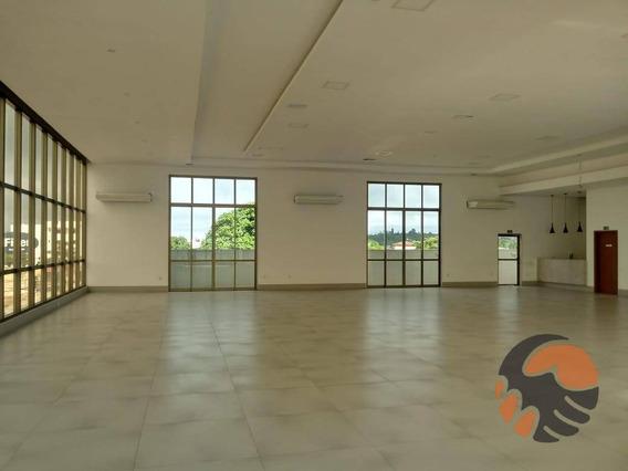 Ponto Comercial Para Alugar, 1014 M² - Aeroporto - Guarapari/es - Pt0006