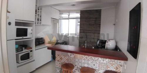 Imagem 1 de 10 de Cobertura Com 3 Dormitórios À Venda, 100 M² Por R$ 550.000,00 - Martim De Sá - Caraguatatuba/sp - Co0020