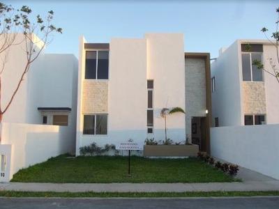 Ultíma Residencia En Privada Avellaneda Modelo Felix De 3 Recámaras