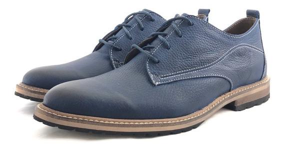 Zurich 5808 Zapato Vestir Cuero Cómodo El Mercado De Zapatos