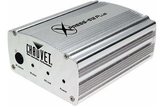 Chauvet Dj Xpress 512 Plus 512-ch Usb Dmx Controlador ®