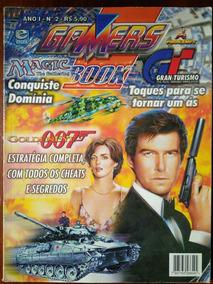Gamers Book Número 2 - Goldeneye 007 / Gran Turismo / Magic