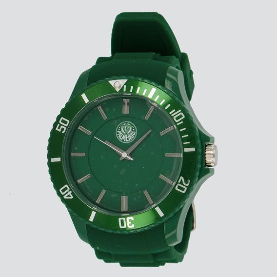 Relógio Bel Watch Palmeiras Logo Verde