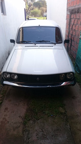 Renault 12 Tl Blanco Mod. 87 Sedan 4 Puertas