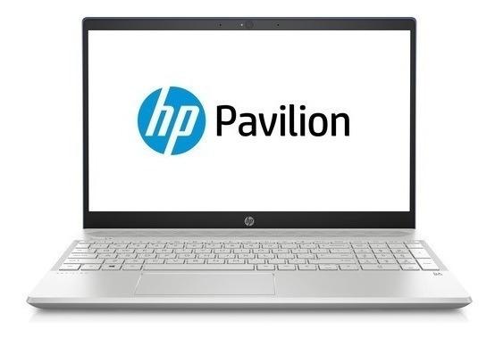 Notebook Hp 15 8ª Geração I5 8gb 512ssd Tela 15,6 Touch