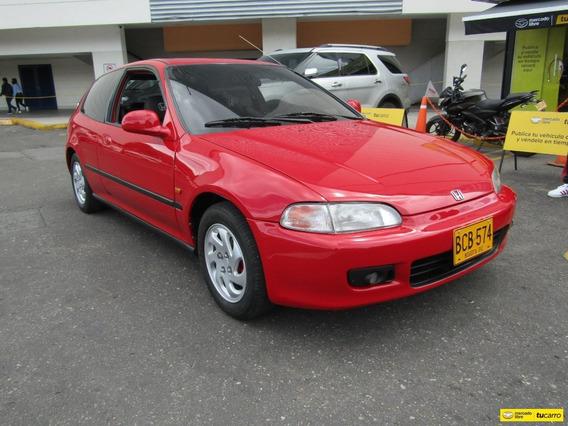 Honda Civic Eg Coupe 1600