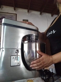 Batidora Mixer 7 Moretti - Profesional 7 Litros