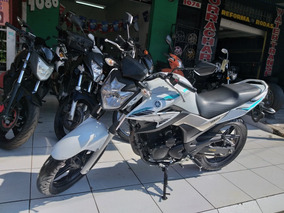 Yamaha Fazer 250 Ano 2016 Moto Podium