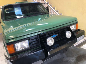 Chevrolet C-20 Custon Estado Nova