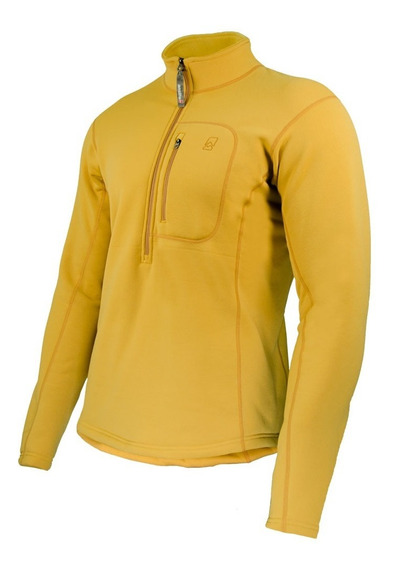 Buzo Ergo Power Stretch Polartec Ansilta Hombre