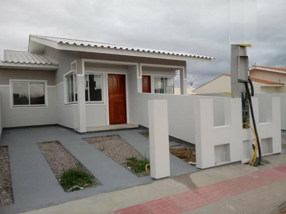 Casa Minha Casa Minha Vida Com 2 Quartos - Ca2315