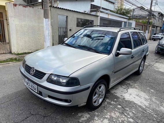 Volkswagen Parati 1.0 Turbo 2001 Completa