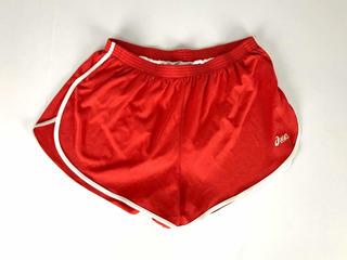 Short Vintage Deportivo Asics Atletismo Mini Short