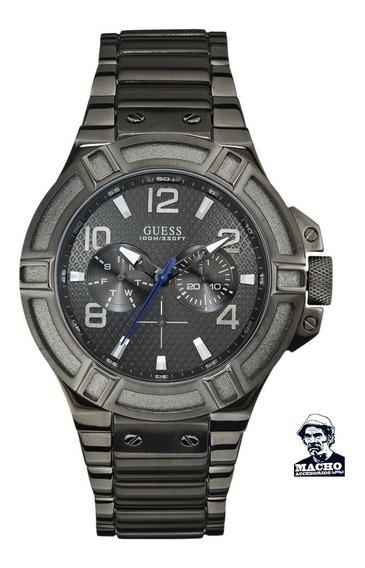 Reloj Guess Rigor W0218g1 En Stock Original En Caja Garantia
