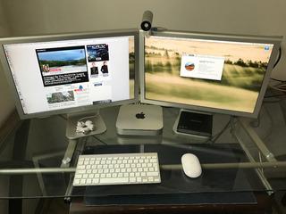 Apple Mac Mini Doble Display Fusion Drive Excelente