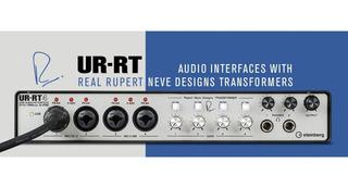 Steinberg Urrt4 Placa Interfaz Interface Audio 4 Canales Pro