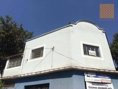 Casa Residencial Para Locação, Penha De França, São Paulo. - Ca0804