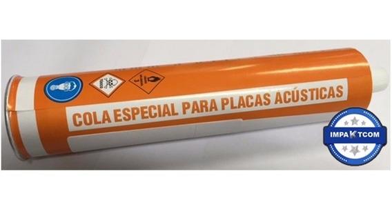 Tubo De Cola Para Espuma Acustica Rende 3m²