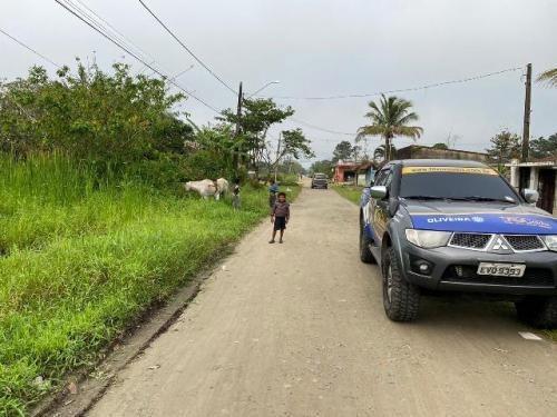Terreno No Bairro Palmeiras Em Itanhaém Não Perca - 7225