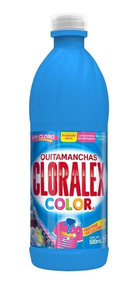 Desmanchador De Ropa Cloralex Color 500 Ml