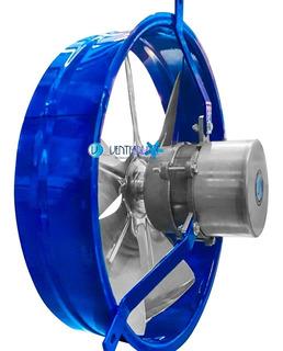 Extractor De Aire Industrial 30 Cm Rulemanes Envio Gratis