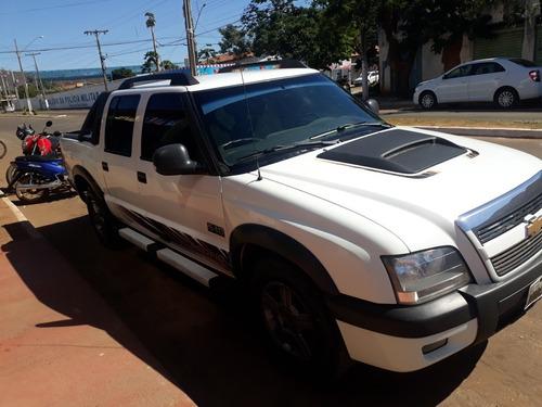 Chevrolet S10 2011 2.8 Rodeio Cab. Dupla 4x2 4p