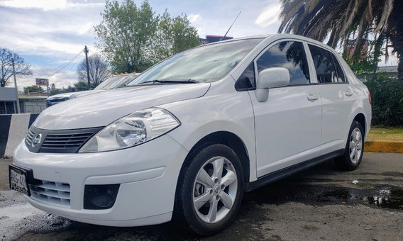 Nissan Tiida 1.8 Advance Sedan Mt 2018