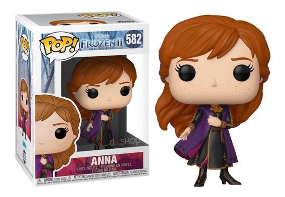 Funko Pop Disney Frozzen 2 - Anna 582