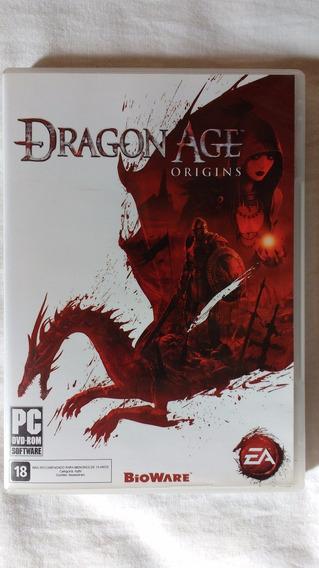 Dragon Age Origins - Dvd Original Para Pc