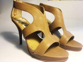Zapato Nine West Tacon Talla 9.5 Usa Es 6.5 Mex