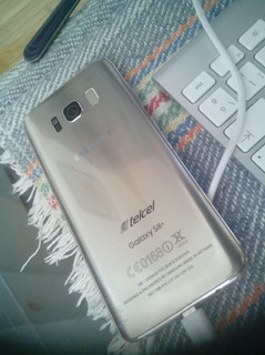 Samsung Galaxy 8 Plus Dual Sim Dorado Para Refacc. A Tratar