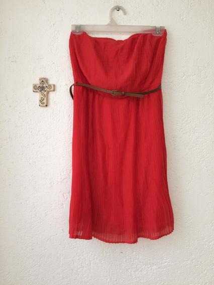 Zara Trf Vestido Tubo Jacquard Ropa, Bolsas y Calzado en