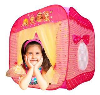 Casa Carpa De Juguete Infantil Grande Juegos Casita Pelotero