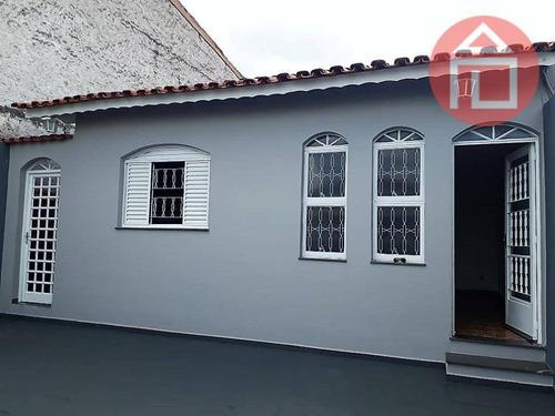 Casa Com 3 Dormitórios À Venda, 125 M² Por R$ 320.000,00 - Parque Brasil - Bragança Paulista/sp - Ca1868