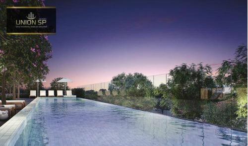 Apartamento Com 3 Dormitórios À Venda, 94 M² Por R$ 1.028.185,00 - Brooklin - São Paulo/sp - Ap48863