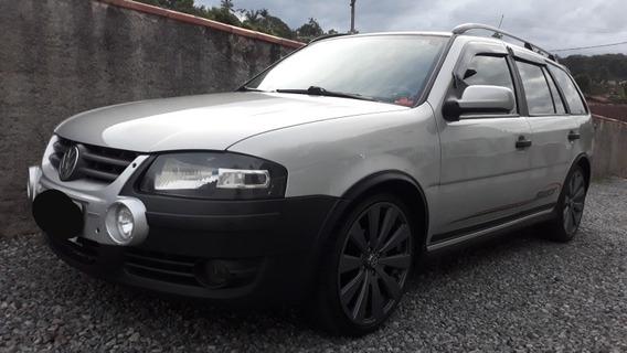Volkswagen Parati 2008 1.6 Surf Total Flex 5p