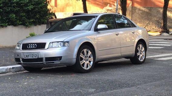 Audi A4 2003 2.4 Multitronic 4p