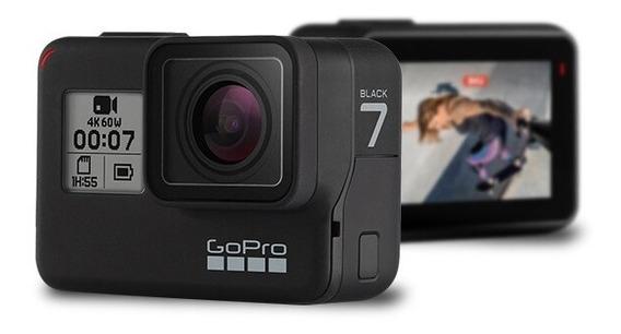 Camera Digital Gopro Hero 7 Black Chdhx-701-lw