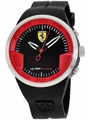 Ferrari Ultraveloce 0830373 - Reloj Inteligente Unisex (cuar