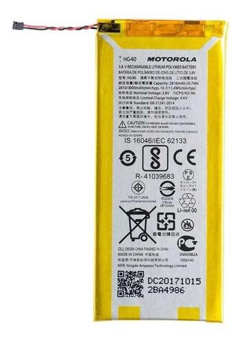Bateria Pila Motorola Moto G5 Plus/ Hg40