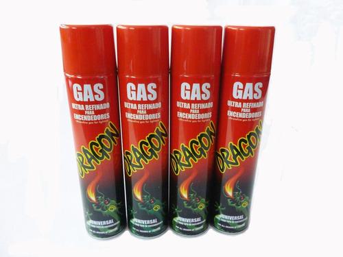 Gas Butano Para Recargar Encendedores Flambeadores Etc..