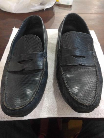 Exelentes Zapatos Cuero Genuino Hugo Boss Talle 39/40