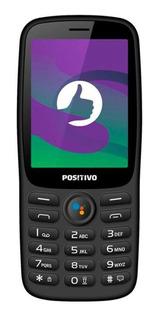 Positivo P70S Dual SIM 512 MB Preto 256 MB RAM