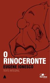 O Rinoceronte - Col. Saraiva De Bolso