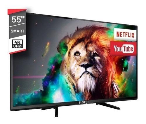 Imagen 1 de 2 de Smart Tv 55  Tv-50st005 Ultra Hd 4k Wifi Netflix Hdmi