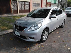 Nissan Versa Advance Aut Ac 2013