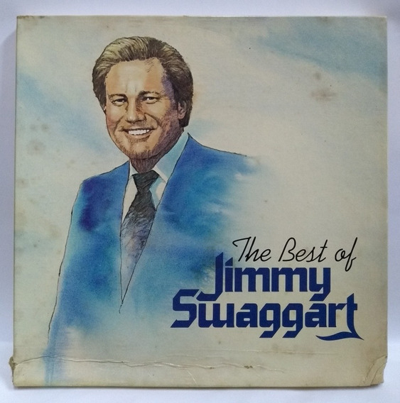 Lp Disco Vinil Jimmy Swaggart The Best Of Album 5 Discos