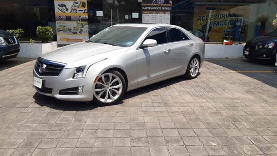 Cadillac Ats 2013 4p Premium 2.0l Aut 6vel